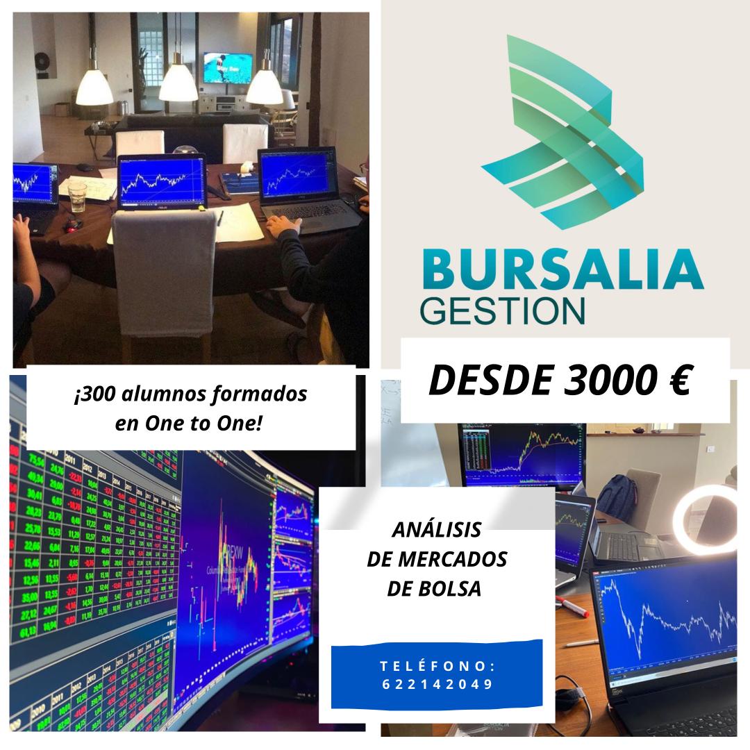 Curso Bolsa y Trading Madrid